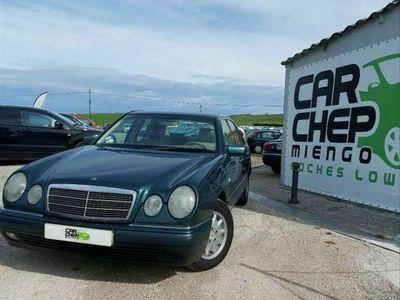 usado Mercedes E240 ClaseFamiliar Classic