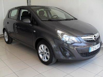 brugt Opel Corsa 1.3 Ecoflex 75 Hp Selective 5p