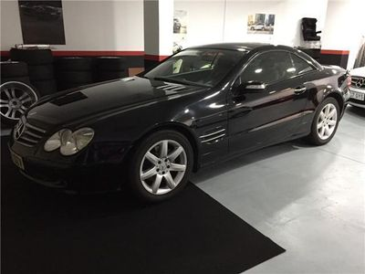 usado Mercedes SL350 SL 350CABRIO AUTOMATICO 85000KMS GLP