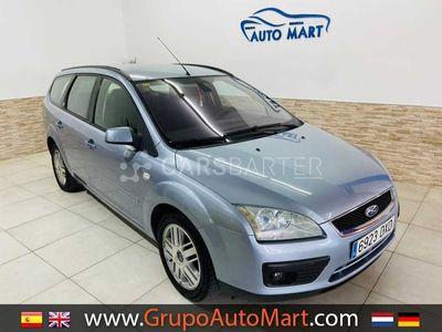 usado Ford Focus 1.6 TI-VCT Ghia 5p