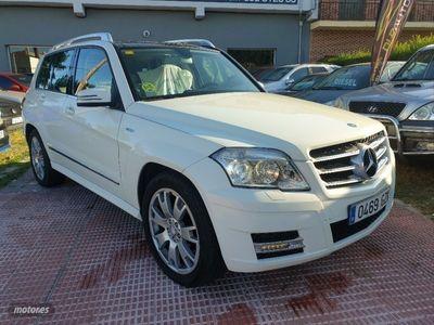 usado Mercedes GLK220 GLKCDI 4M Blue Efficiency