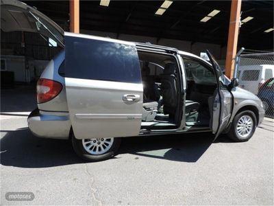 usado Chrysler Voyager LX 2.8 CRD Auto