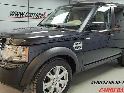 usado Land Rover Discovery 4 3.0 TDV6 211cv S