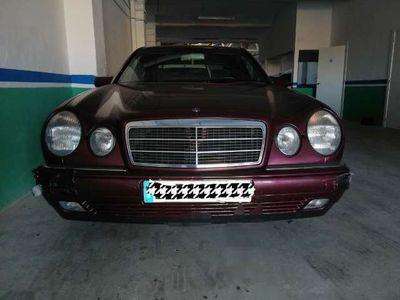 usado Mercedes E230 Elegance