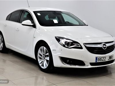 brugt Opel Insignia 1.6CDTI ecoF. S&S Excellence 136