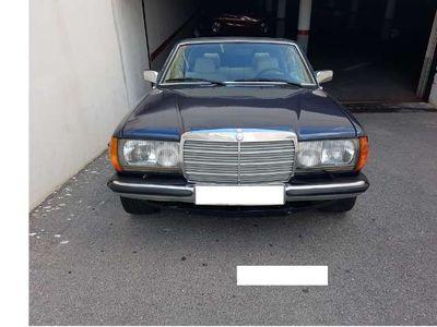 second-hand Mercedes 280 280 W123