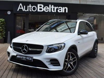 usado Mercedes GLC43 AMG AMG 4Matic Aut. HEAD UP - BOLA - TECHO PANORAMICO