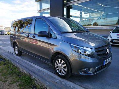 usado Mercedes Vito 114CDI TOURER SELECT 8 plazas, AUTOMATICA