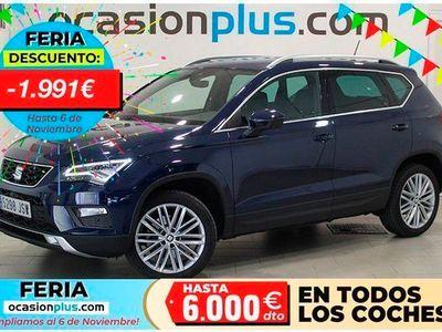 usado Seat Ateca 1.4 EcoTSI S&S Xcellence DSG7