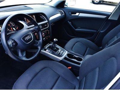usado Audi A4 Avant 2.0TDI con XENON+LED, BLUETOOTH, PARKTRONIK