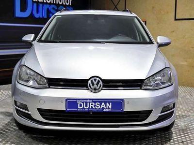 usado VW Golf Sportsvan 1.6TDI CR BMT Edition 81kW