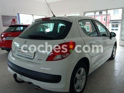 usado Peugeot 207 1.4 Vti 16v Sport 95 cv en Lugo