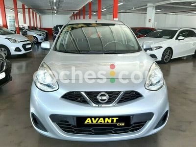 usado Nissan Micra 1.2 Visia 80 cv en Palmas, Las