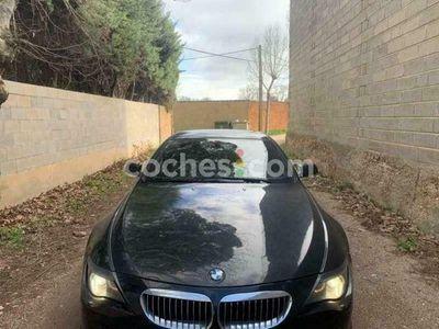 usado BMW 630 Serie 6 i 258 cv en Valladolid