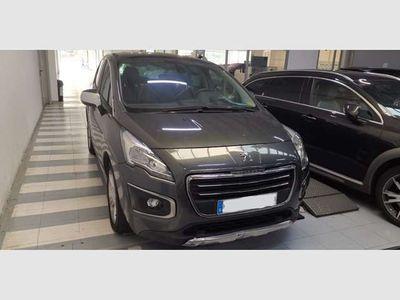 usado Peugeot 3008 2.0HDI Alllure 150