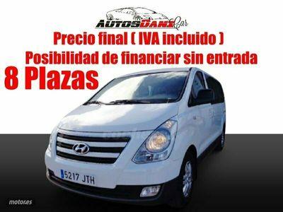 usado Hyundai H-1 Travel 1 Travel 2.5 CRDi 100kW 136CV Tecno