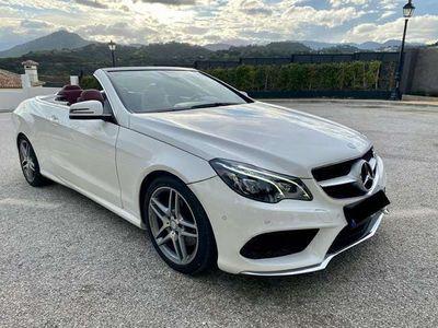 usado Mercedes E200 E200 Cabrio CGI BE 7G Plus