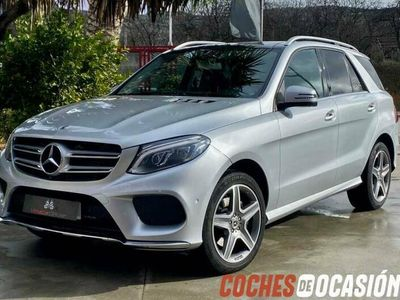 usado Mercedes 350 GLE SUVD 9G,4 MATIC, AMG Line, COM