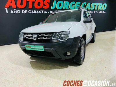 usado Dacia Duster 1.5dCi Ambiance 4x4 110