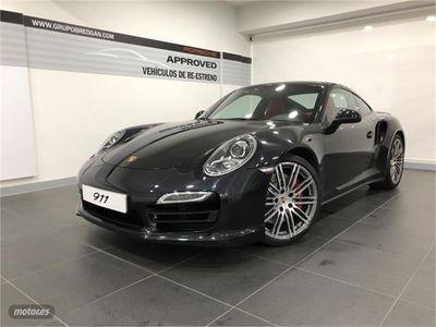 gebraucht Porsche 911 Turbo Coupé PDK