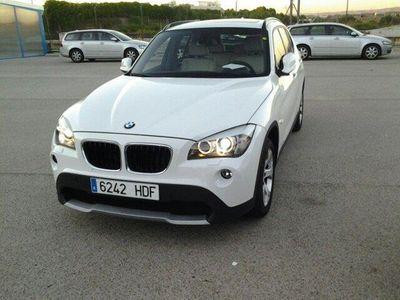 gebraucht BMW X1 5 Puertas xDrive18d