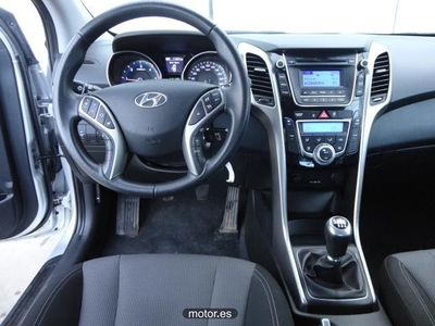 usado Hyundai i30 1.6 CRDi 110 Tecno S 5p NM