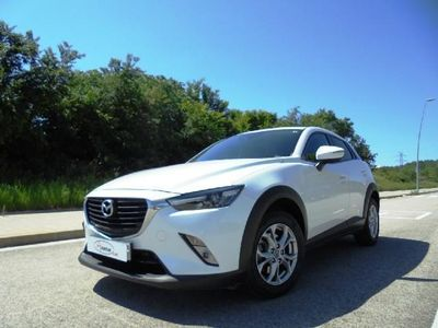 usado Mazda CX-3 1.5D 105CV STYLE NAVI 5P *SEMINUEVO*