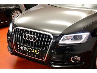 "usado Audi Q5 2.0TDI S-LINE ""NACIONAL"" TECHO,XENON,DVD...."