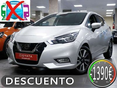 usado Nissan Micra IG-T S S&S N-Connecta 66 kW (90 CV)