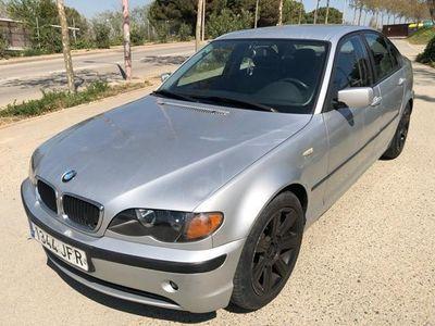 begagnad BMW 320 Serie 3 E46 Diesel