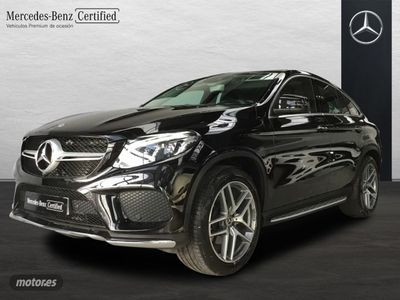 usado Mercedes GLE350 Clase GLEd 4Matic Coupe AMG-Line