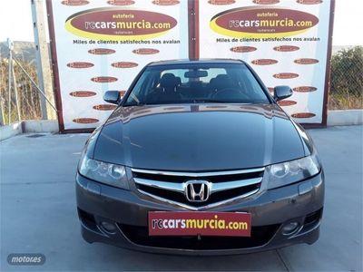 brugt Honda Accord 2.2i-CTDi Executive
