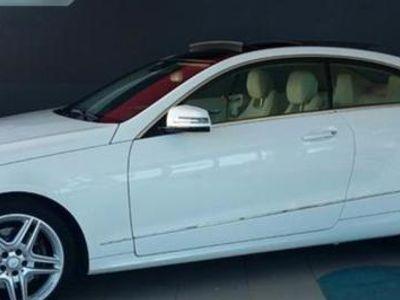 usado Mercedes 170 Clase E Coupé Clase E Coupe clase coupe 220cdi BEReus