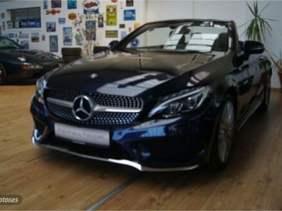 usado Mercedes 220 Clase C C Cabriod