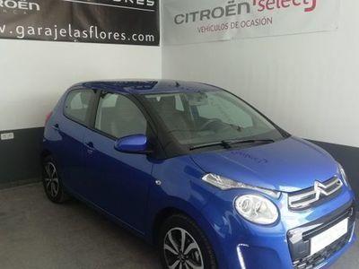 usado Citroën C1 1.0 VTi City Edition 72