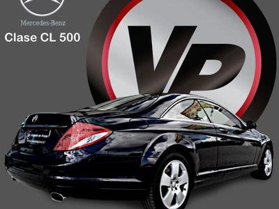 usado Mercedes CL500 Aut. *na
