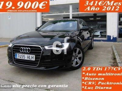 usado Audi A6 2.0 TDI 177cv multitronic