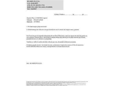 usado Renault Latitude dCi 150 Expression (150 CV)