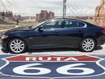 used Jaguar XF 2.7d Premium Luxury