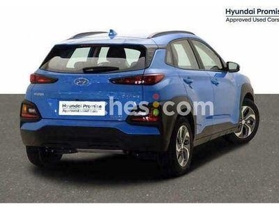 usado Hyundai Kona Hev 1.6 Gdi Dt Klass 141 cv en Zaragoza