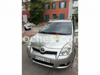 usado Toyota Corolla Verso 1.8i Sol Aut. 129 cv en Madrid