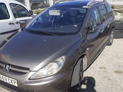 usado Peugeot 307 SW 2.0HDI Pack 110