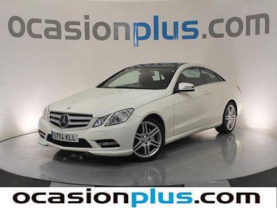 usado Mercedes E350 350 CDI Coupe BE Elegance (265 CV)