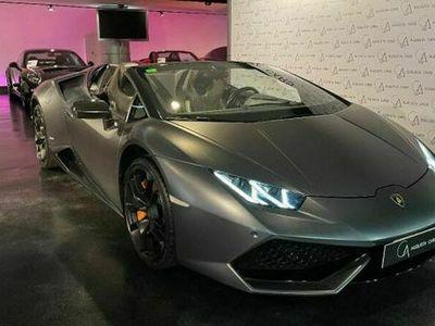 usado Lamborghini Huracán HuracanSpyder