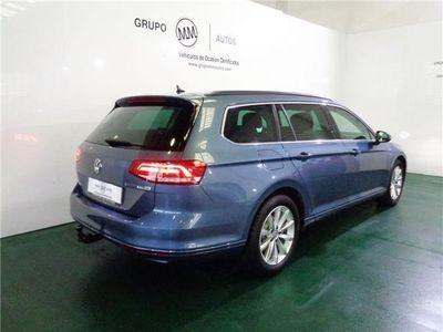 usado VW Passat Variant 2.0TDI BMT Advance 150 (TECHO, LED, NAV...)