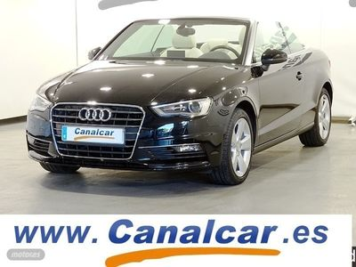 used Audi A3 Cabriolet 2.0TDI CD Ambition