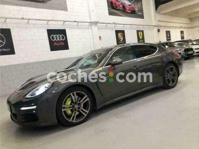 usado Porsche Panamera S 400 cv en Barcelona