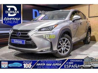 usado Lexus NX300h Executive 4wd Tecno '16