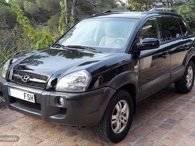 usado Hyundai Tucson 2.0 CDRi VGT Comfort Full 4x2