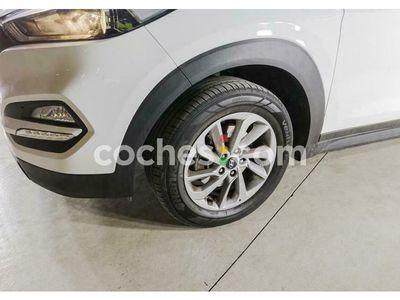 usado Hyundai Tucson 1.7crdi Bd Klass 4x2 115 cv